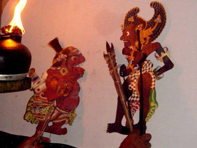 Wayang Bali Balinese Shadow Puppet Discover Bali