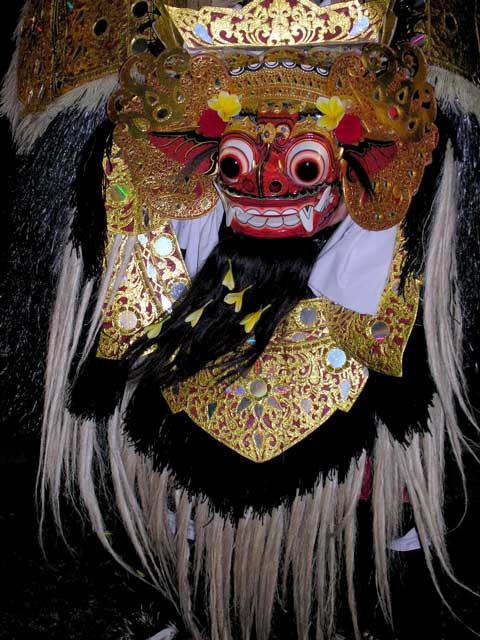 Barong Balinese Mysterious Creature Discover Bali